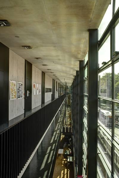 schuster architekten augsburg hochschule f r gestaltung. Black Bedroom Furniture Sets. Home Design Ideas