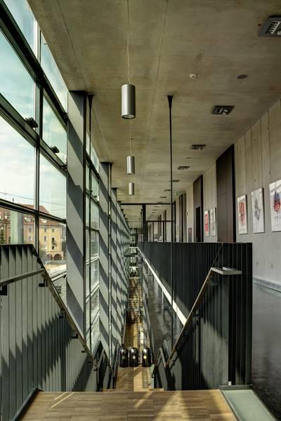 Schuster architekten augsburg hochschule f r gestaltung for Hochschule fuer gestaltung