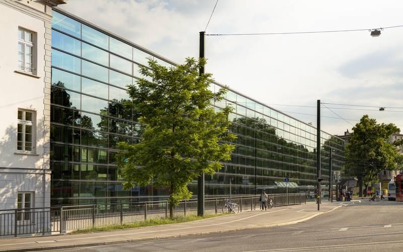 Architekt Augsburg schuster architekten augsburg hochschule für gestaltung und
